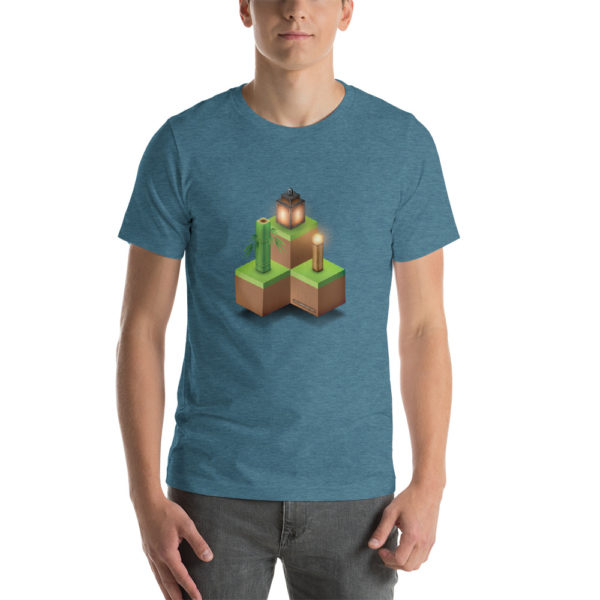 Minecraft merch t-shirt