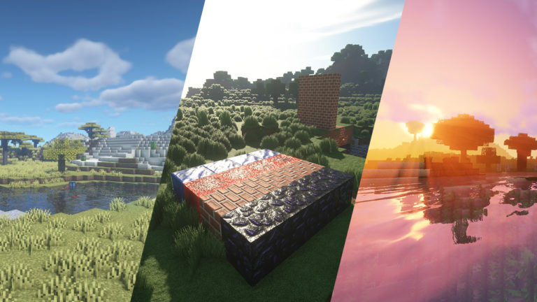 Top 3 Free Shader Packs For Minecraft